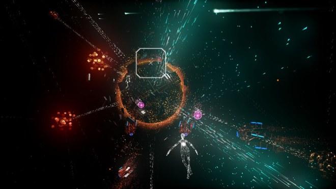 Rez Infinite, PS4 Pro