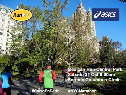Mexican Run Maratón de Nueva York