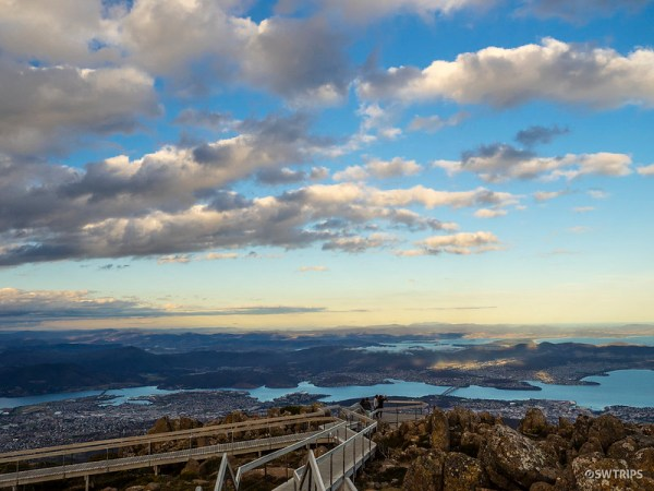 Mt Wellington Lookout, Hobart