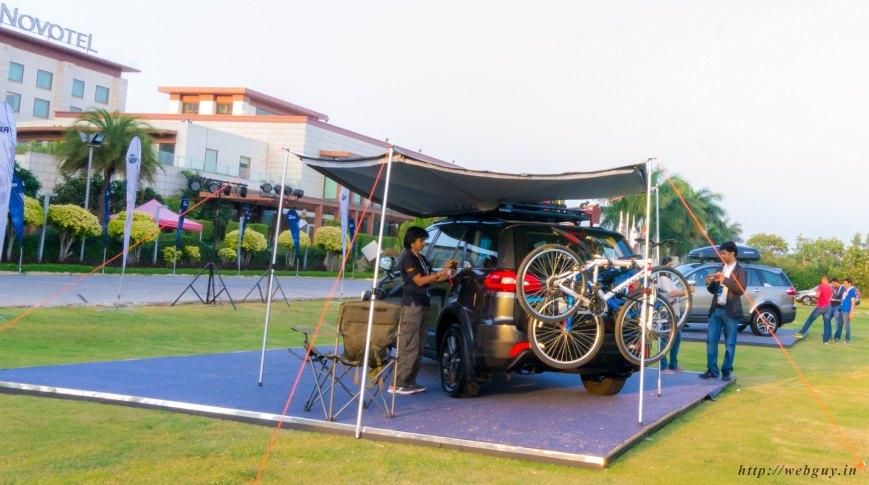 Loaded for fun - Tata Hexa photos