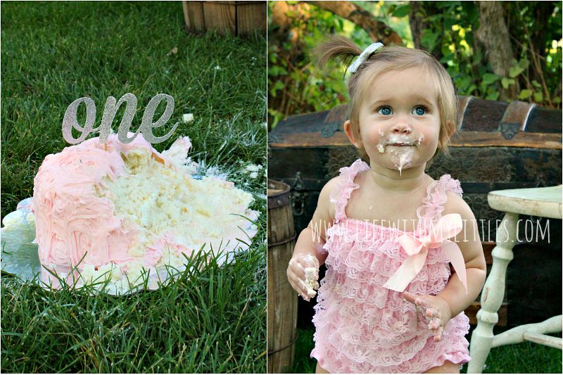 First Birthday Picture Ideas Life With My Littles