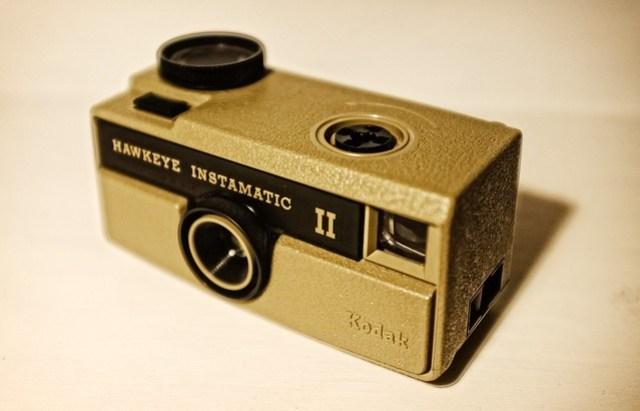 Kodak Hawkeye Instamatic II
