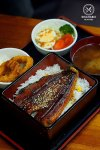 Sydney Food Blog Review of Tamagta Ya, Neutral Bay: BBQ Eel Set, $19.80
