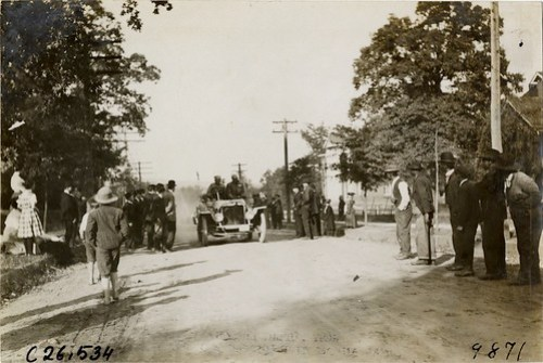 1909 Greenville Good Roads Tour