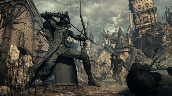 Bloodborne The Old Hunters Expansion