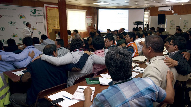 Se llevaron a cabo ejercicios para crear comités de alto rendimiento