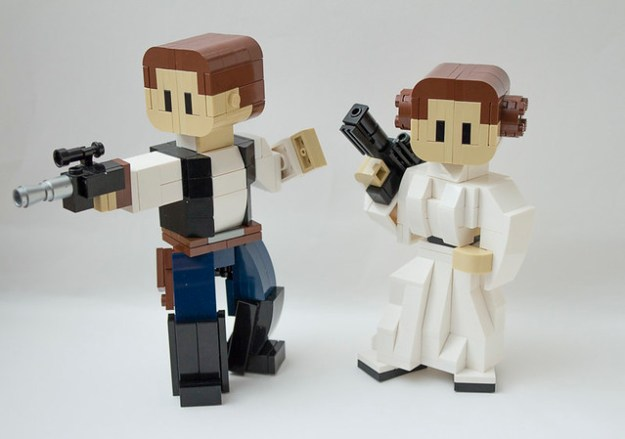 Han and Leia (Episode IV)