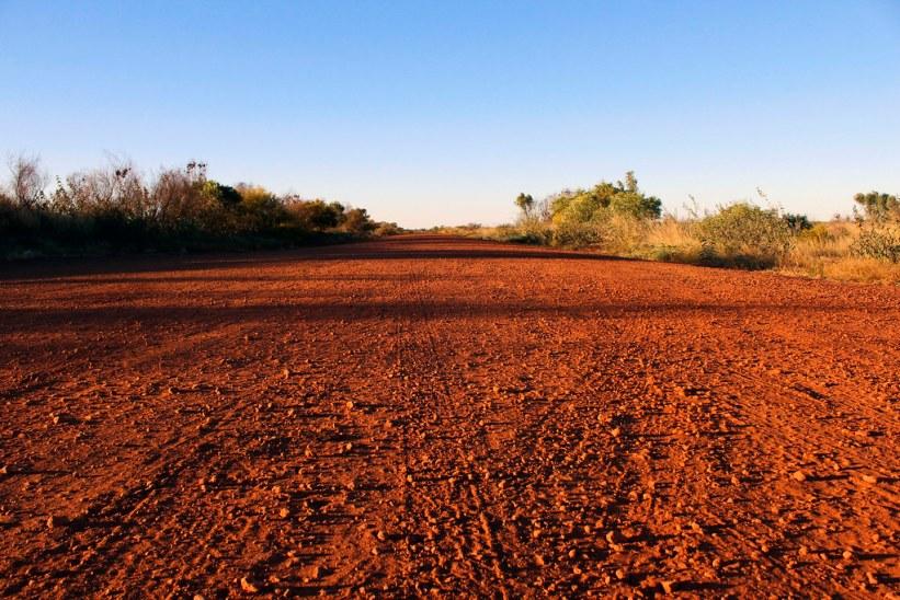 Den australske ødemarke