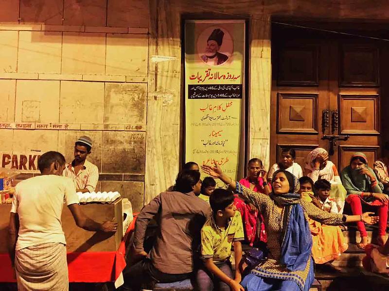 Delhi's Bandaged Heart – Living Poets Society, Ghalib Academy