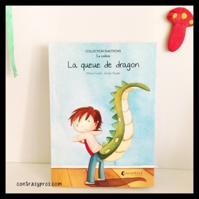 Libro La queue de dragon