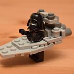 Vader Costume Star Destroyer