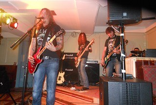 Rosco's Riot at the Ivy Bar, Newtownards
