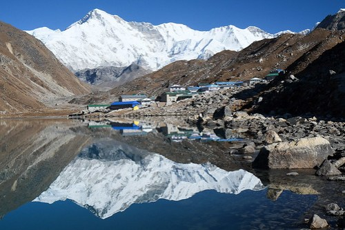 Gokyo and Cho Oyu
