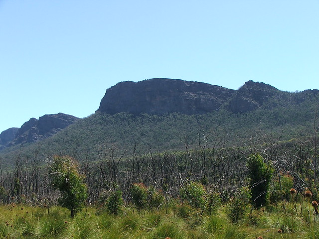 Picture from the Southern Grampians Mountains