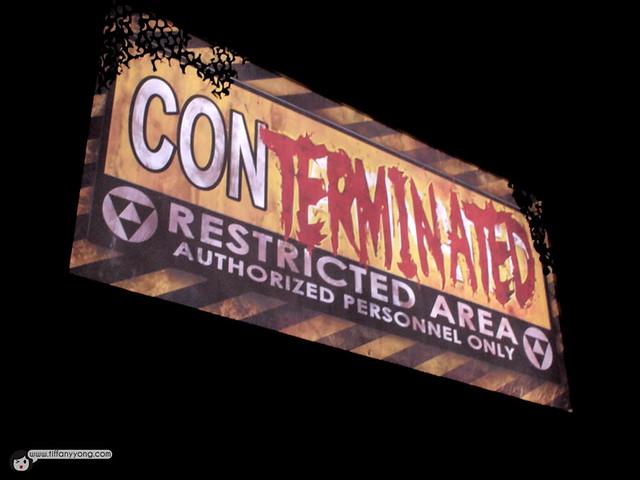 HHN5 conTERMINATED zone