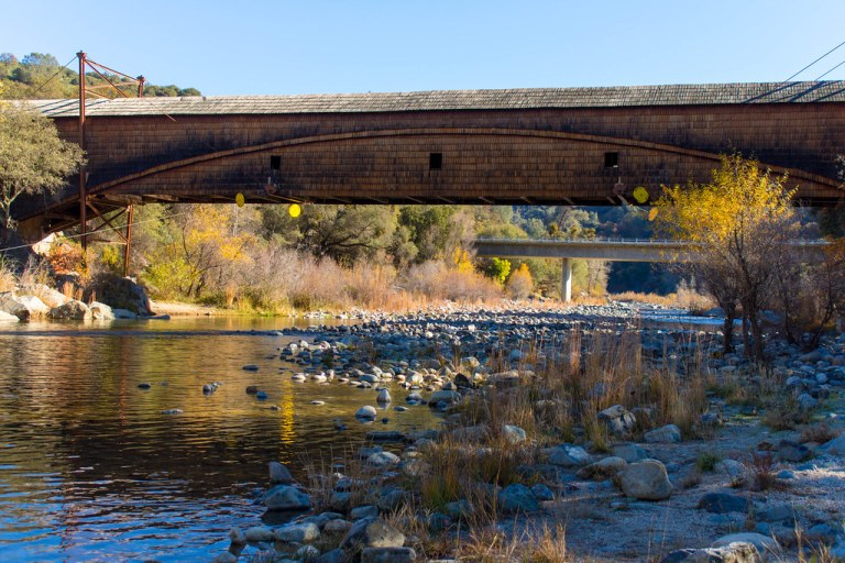 11.29. Bridgeport at South Yuba River SHP