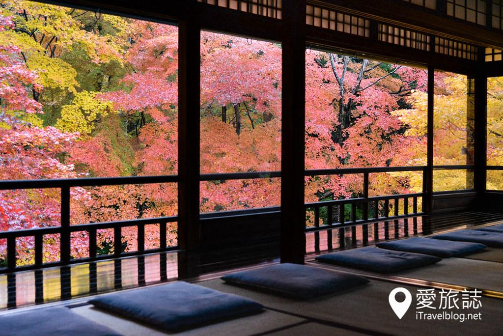 京都賞楓景點 琉璃光院 18