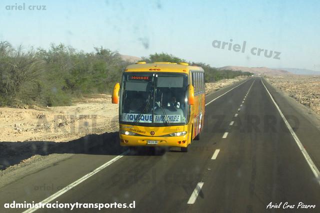 Ramos Cholele - Pampa del Tamarugal - Marcopolo Viaggio 1050 / Mercedes Benz (BWDV36) (83)