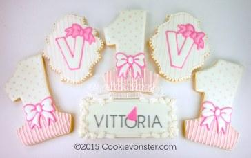 Vittoria is 1