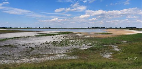 Seewinkel saline lake landscape Fertőzugi szikes tó tájkép