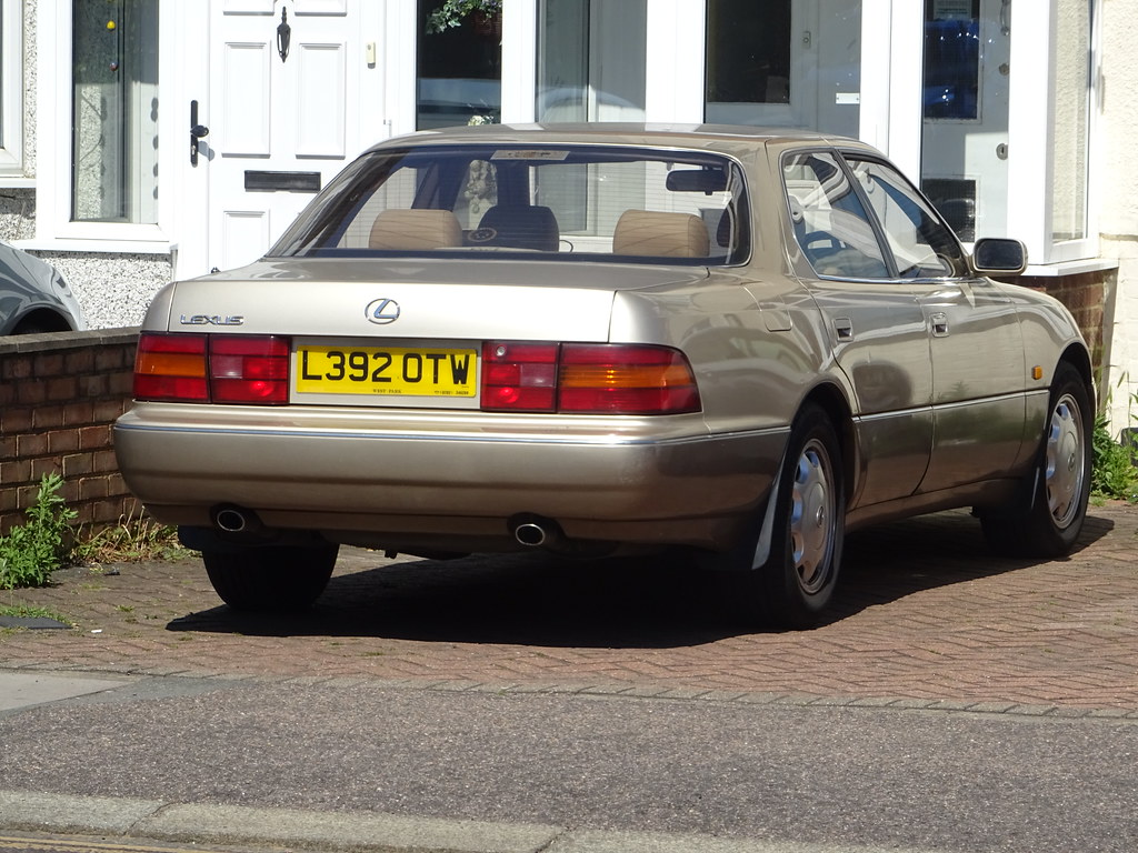 hight resolution of 1993 lexus ls400 neil s classics tags vehicle 1993 lexus ls400 car