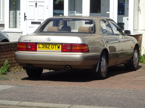 small resolution of 1993 lexus ls400 neil s classics tags vehicle 1993 lexus ls400 car