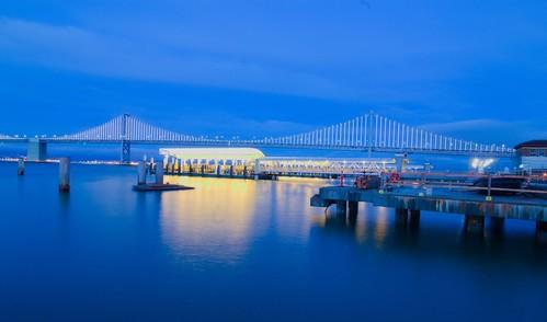 "Oakland Bay Bridge - San Francisco • <a style=""font-size:0.8em;"" href=""http://www.flickr.com/photos/104409572@N02/33979187098/"" target=""_blank"">View on Flickr</a>"