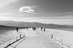 Death Valley: Badwater Basin