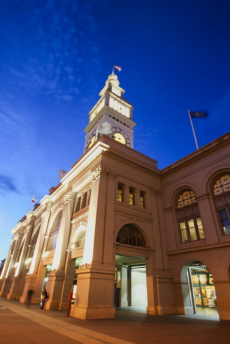 """Ferry Building - San Francisco • <a style=""""font-size:0.8em;"""" href=""""http://www.flickr.com/photos/104409572@N02/46944648845/"""" target=""""_blank"""">View on Flickr</a>"""