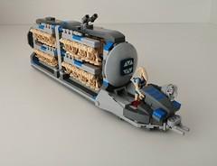 Battle Droid Carrier.