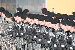 """Ceremonia de Egreso del """"I Curso de Operaciones Especiales Motorizadas""""."""