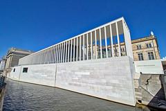 Berlin - Museumsinsel, James-Simon-Galerie
