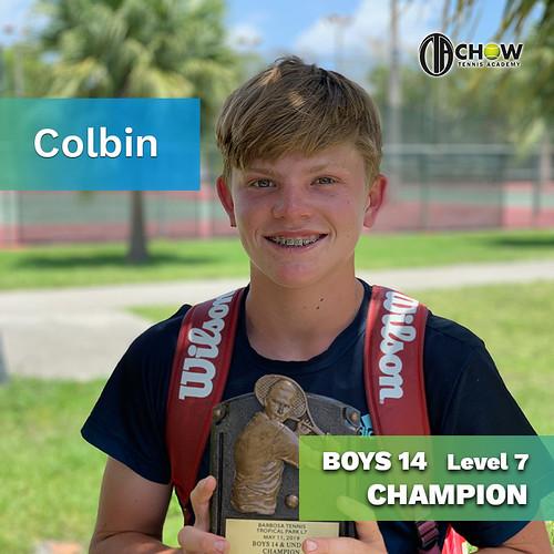Colbin C L7 B14 Champ