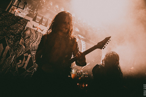 Watain - Live at Monteray, Kyiv [10.05.2019]