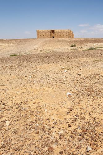 Chateaux du désert