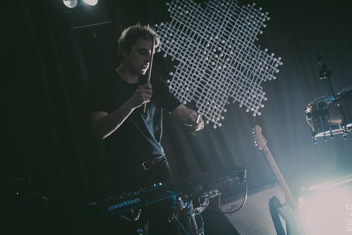 The Soft Moon - Live at Closer, Kyiv [23.05.2019]