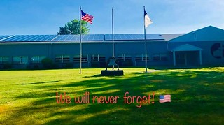 Today we take a moment to remember those who paid the ultimate sacrifice so that we can enjoy the freedoms we have today. Thank you to the men and women who were willing to give their lives to protect all that we hold dear.