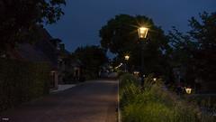 Streetlights...