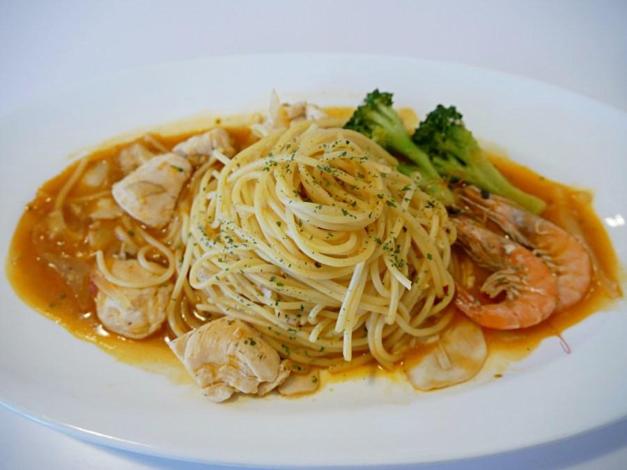 [桃園美食]I-vita pasta義式廚房|寶山大有商圈~平價義大利麵.燉飯.焗烤.pizza樣樣有 @VIVIYU小世界