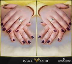 "Unhas-marron-luciana-1001 • <a style=""font-size:0.8em;"" href=""http://www.flickr.com/photos/141532912@N04/47989634853/"" target=""_blank"">View on Flickr</a>"