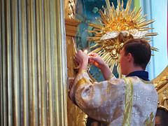 Вознесение Господне в Павлино