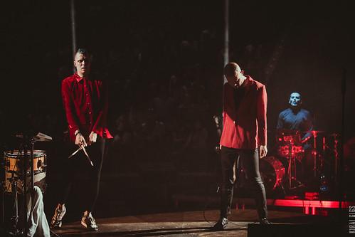 Shortparis - Live at National Circus of Ukraine, Kyiv [07.06.2019]