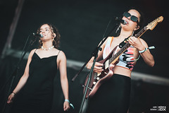 20190607 - Nilufer Yanya - Festival NOS Primavera Sound'19 @ Parque da Cidade (Porto)
