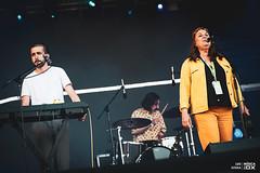 20190608 - Lena d'Água e Primeira Dama - Festival NOS Primavera Sound'19 @ Parque da Cidade (Porto)