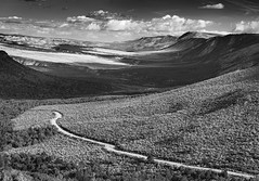 Road - Dinosaur National Monument