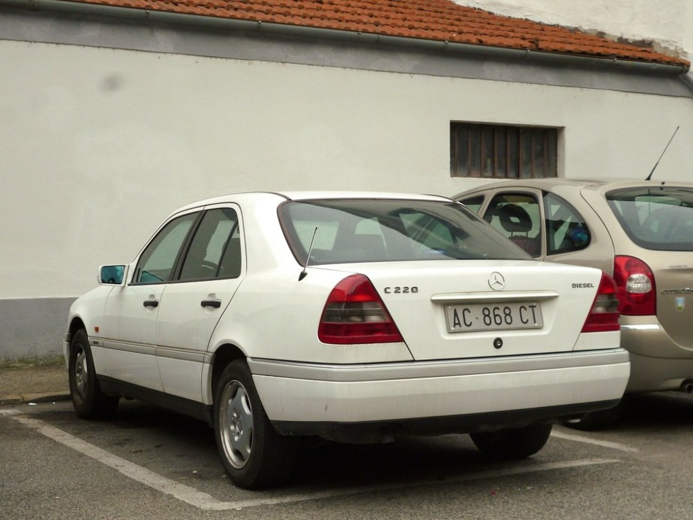 medium resolution of mercedes w202 c220 d elegance 1995 lorenzossc tags mercedes w202 c220 d elegance