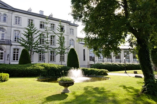 "Bloemendal Castle - Vaals, Netherlands • <a style=""font-size:0.8em;"" href=""http://www.flickr.com/photos/104409572@N02/48072044062/"" target=""_blank"">View on Flickr</a>"
