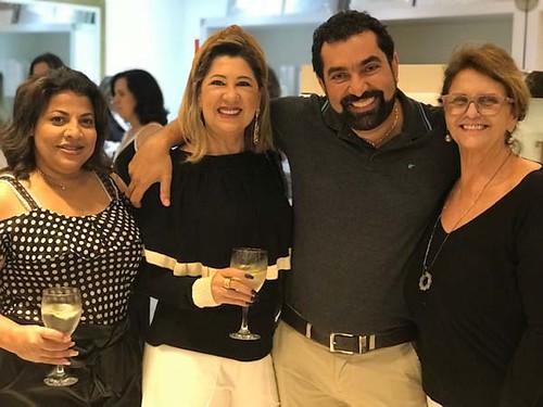 Rô, Sanderley, Sílvio Vieira e Milene Coelho - Cópia