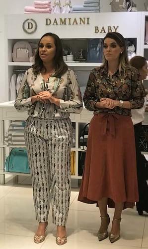 Karina Condé e Yáscara Condé apresentam a nova marca Trousseau e o Clube Exclusivité Damiani Home
