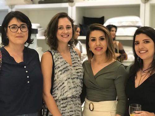 Tagiane Cabral, Luíla Damásio, Késia e Raíssa Figueiredo